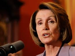House Democratic Leader Nancy Pelosi (D-CA)