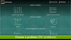 math helper algebra calculus app ranking and store data app annie need emergency assistance in mathematics this tool can be right at your fingertips discover a new shape of algebra and calculus math helper