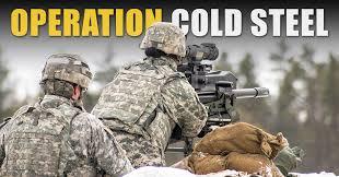Operation Cold <b>Steel III</b>