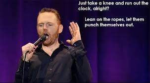 Bill Burr teaches us how to win a fight with a woman - Album on Imgur via Relatably.com