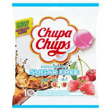 Chupa Chups <b>Sugar Free Lollipops</b> | Waitrose & Partners