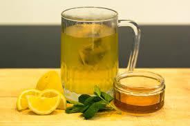 Résultats de recherche d'images pour «citron miel eau chaude»