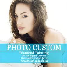 <b>Алмазная</b> вышивка <b>5D</b> на заказ для фотографий, <b>алмазная</b> ...