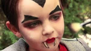 Dracula <b>Vampire</b> Makeup Tutorial <b>Halloween</b> - YouTube