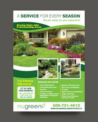 24 elegant playful landscaping flyer designs for a landscaping flyer design design 2985294 submitted to looking to rebrand landscaping business closed
