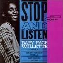 <b>Baby Face Willette</b> discography
