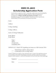 sample of scholarship application letter for study   transvall