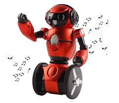 New <b>WLtoys F1</b> Remote Control RC Robot Intelligent Balance ...