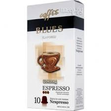 Купить Кофе Блюз Шоколад №3 55г 10шт по низкой цене в ...