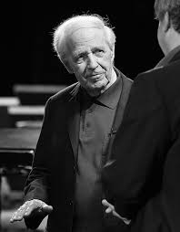 Image result for pierre boulez conducting