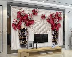 <b>Beibehang Custom wallpaper</b> 3D living <b>room</b> bedroom TV European ...