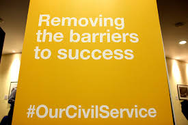 name blind recruitment – a commitment to diversity   civil servicebanner   legend  quot removing the barriers to success    ourcivilservice quot