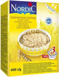 <b>Nordic хлопья пшеничные</b>, 600 г — купить в интернет-магазине ...