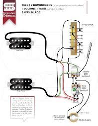telecaster humbucker wiring diagram telecaster telecaster 2 humbuckers 4 way switch wiring diagram wiring diagram on telecaster humbucker wiring diagram