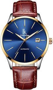 <b>IK Men</b> Watches, Luxury Business Casual <b>Automatic Mechanical</b>
