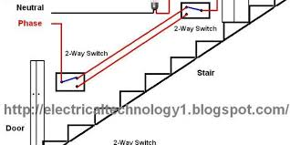 2 way switch wiring diagram home 2 auto wiring diagram ideas staircase wiring circuit diagram electrical technolgy on 2 way switch wiring diagram home