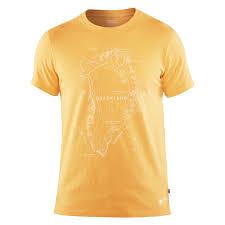 <b>Футболка FjallRaven Greenland Printed</b> T-Shirt - купить в интернет ...