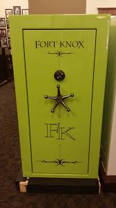<b>Fort Knox Protector</b> Series Gun Safe - The Safe House Store