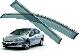 <b>Дефлекторы боковых окон NOBLE</b> для Peugeot 408 2012 -