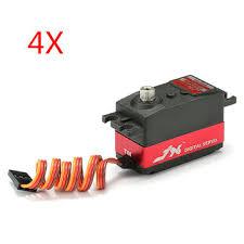 4x <b>jx</b> servo <b>pdi</b>-<b>4409mg 9kg</b> large torque 180 degree digital servo ...