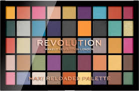 <b>Makeup</b> Revolution Maxi Reloaded Palette - <b>Палетка теней для</b> ...