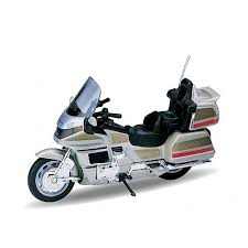 <b>Модель мотоцикла</b> 1:18 Honda Gold Wing <b>Welly</b>