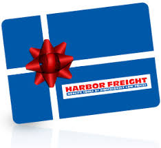 Gift Cards - Harbor Freight