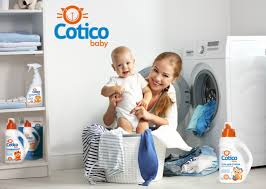 <b>Средства</b> для стирки детских вещей и <b>мытья</b> посуды <b>Cotico</b>-baby