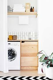 laundry makeover styling by marsha golemac photography by brooke holm bright modern laundry room