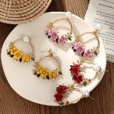 Aliexpress.com : Buy <b>2019</b> Korean Style Earrings For Women <b>New</b> ...