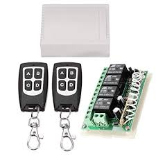 INSMA 433Mhz Wireless RF Switch Long Range DC ... - Amazon.com