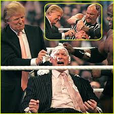 「what trump learned from vince mcmahon」の画像検索結果