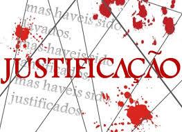 Resultado de imagem para O Justo e o Justificador