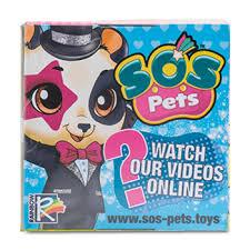 """<b>Фигурка</b>-<b>сюрприз</b> """"<b>Милые зверята</b>"""" S.O.S.PETS, Китай - купить c ..."""