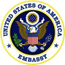Resultado de imagen para embajada de eeuu
