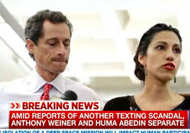 Image result for huma abedin weiner