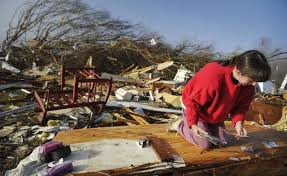 Image result for photos of tornado damage homes december 2015