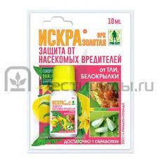 <b>Искра Золотая</b>   справочник Пестициды.ru