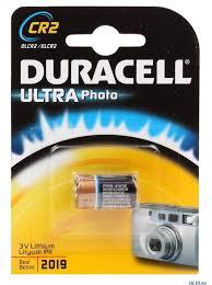 <b>Батарейка</b> Ultra, для фотоаппаратов, 3V,<b>CR2 Duracell</b> Артикул ...