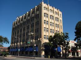 rabobank office building 301 south main street at alisal circa 1930 art deco office building
