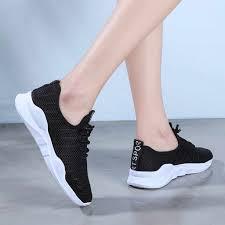 <b>2019 Women Shoes</b> Openwork White <b>Shoes Sneakers Women</b> ...
