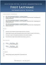 resume format for job interview doc free  seangarrette coresume format