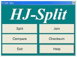 free download HJ-Split