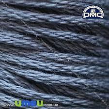 <b>Мулине DMC</b> 0161 Серо-синий, 8 М (DMC-005807) — в ...