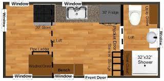 Tiny House Plans for an x Lexington Tiny HouseView Photo Overview Below  x Lexington Tiny House
