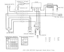 1985 honda elite wiring diagram honda trx 250r wiring diagram honda wiring diagrams