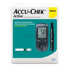 <b>Глюкометр</b> Акку-Чек Актив, <b>набор</b> купить по низким ценам ...