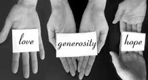 Image result for generous pictures