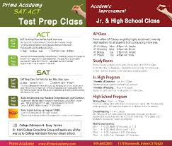 prime jr high prime academy 2017 prime spring schedule