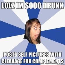 Annoying Facebook Girl Memes – 24 Funny Memes | Badass Memes.Com via Relatably.com